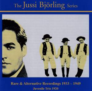 The Jussi Bjorling Series Product Image