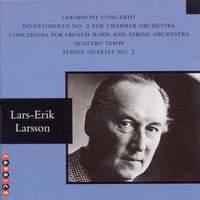 Lars-Erik Larsson: Concerto for Saxophone