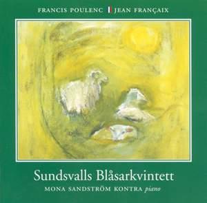 Poulenc & Françaix: Works for Wind Quintet