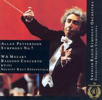 Allan Pettersson: Symphony No. 7