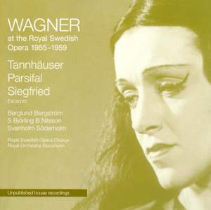 Wagner at the Royal Swedish Opera 1955-1959 Product Image