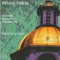 Panufnik/Malawski/Twardowski: Piano Trios - Trio Cracovia
