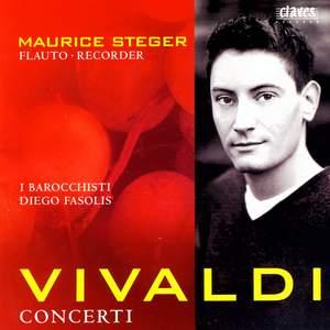 Vivaldi: Concerti for Flute and Recorder