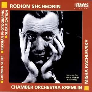 Shchedrin: Orchestral Works