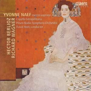 Yvonne Naef sings Berlioz, Mahler & Wagner