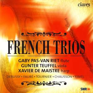 French Trios for Flute, Viola and Harp