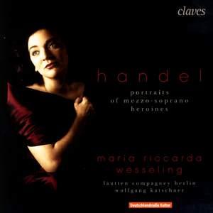 Maria Riccarda Wesseling Sings Handel Arias