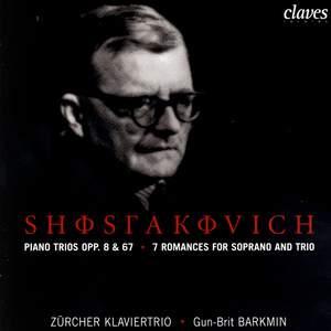 Shostakovich: Piano Trios Product Image