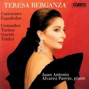 Teresa Berganza: Spanish Songs