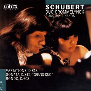 Schubert: Works for Piano Four Hands Vol. 2