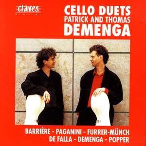 Works For Two Cellos
