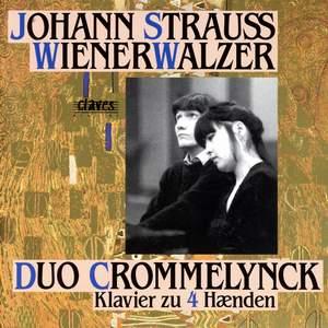 Strauss: Waltzes for Piano Duet