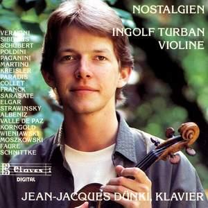 Ingolf Turban - Nostalgien