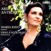 Marie Bayo: Arie Antiche
