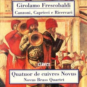 Fresobaldi: Music for Brass Instruments