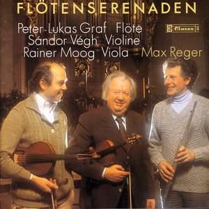 Reger: Two Serenades for Flute