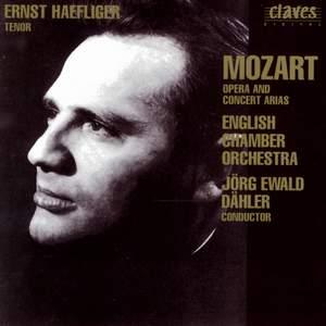 Mozart: Opera and Concert Arias