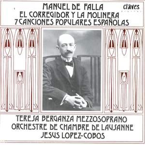De Falla, Manuel: El Corregidor y la Molinera etc.