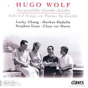 Wolf: Selected Goethe Lieder