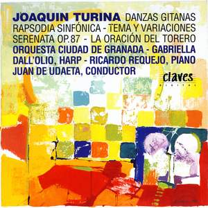 Turina: Works for Orchestra