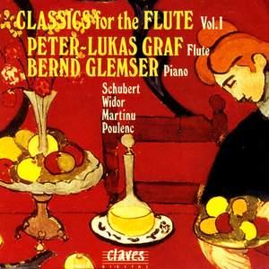 Classics for the Flute Vol. 1