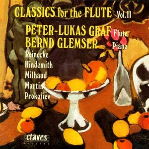 Classics for the Flute Vol. 2 Product Image