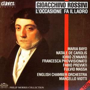 Rossini: L'occasione fa il ladro