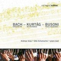 Bach, J S: The Art of Fugue, BWV1080: Contrapunctus XIX, etc.
