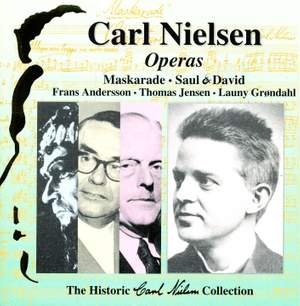 Nielsen: Maskarade and Saul & David