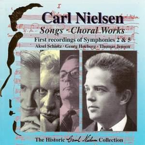 Nielsen: Songs & Choral Works