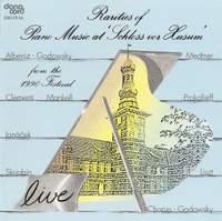 Rarities of Piano Music at the Husum Festival 1990