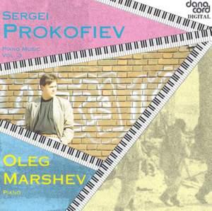 Prokofiev: Complete Piano Music Vol. 3