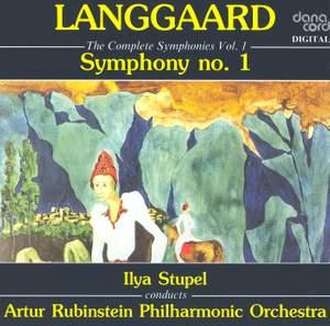 Langgaard, R: Symphony No. 1 'Klippepastoraler' (Pastoral of the Rocks)