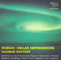 Nordic Organ Impressions