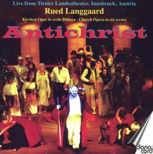 Langgaard, R: Antikrist Product Image