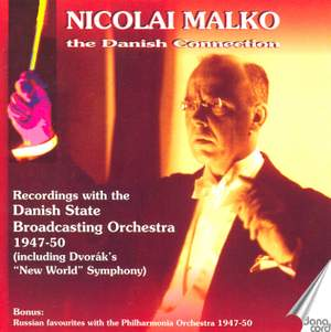 Nicholai Malko conducts The Danish Connection Product Image
