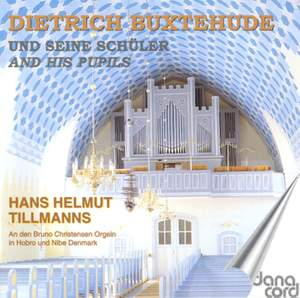 Organ Music by Buxtehude and his Pupils Product Image