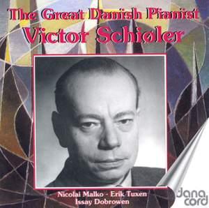 Victor Schioler: The Great Danish Pianist