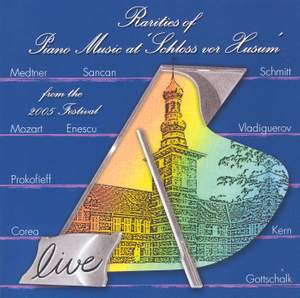 Rarities of Piano Music at the Husum Festival 2005