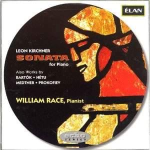 Leon Kirchner: Piano Sonata