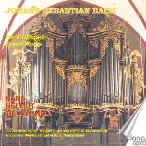 J S Bach: Organ Chorales from the Neumeister Collection
