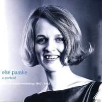 Else Paaske: Live and Studio Recordings 1967-1983