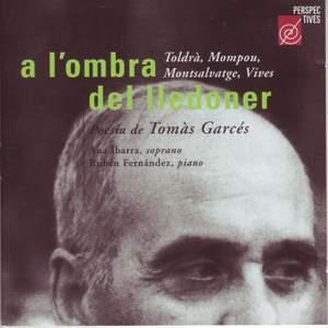 Garces, Tomas: A l'ombra del Iledoner