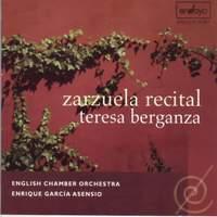 Berganza, Teresa: Zarzuela Recital