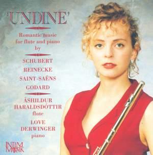 Undine: Romantic Music for Flute & Piano