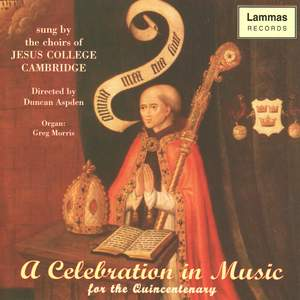 Choir Of Jesus College Cambridge: A Celebration in Music