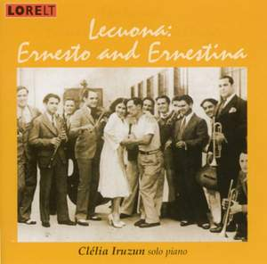 Lecuona: Ernesto and Ernestina