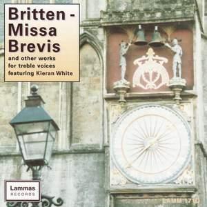 Britten: Missa Brevis