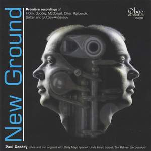 New Ground - Seven World Premiere Recordings Product Image