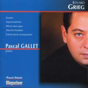 Grieg, Edvard: Pieces for Piano